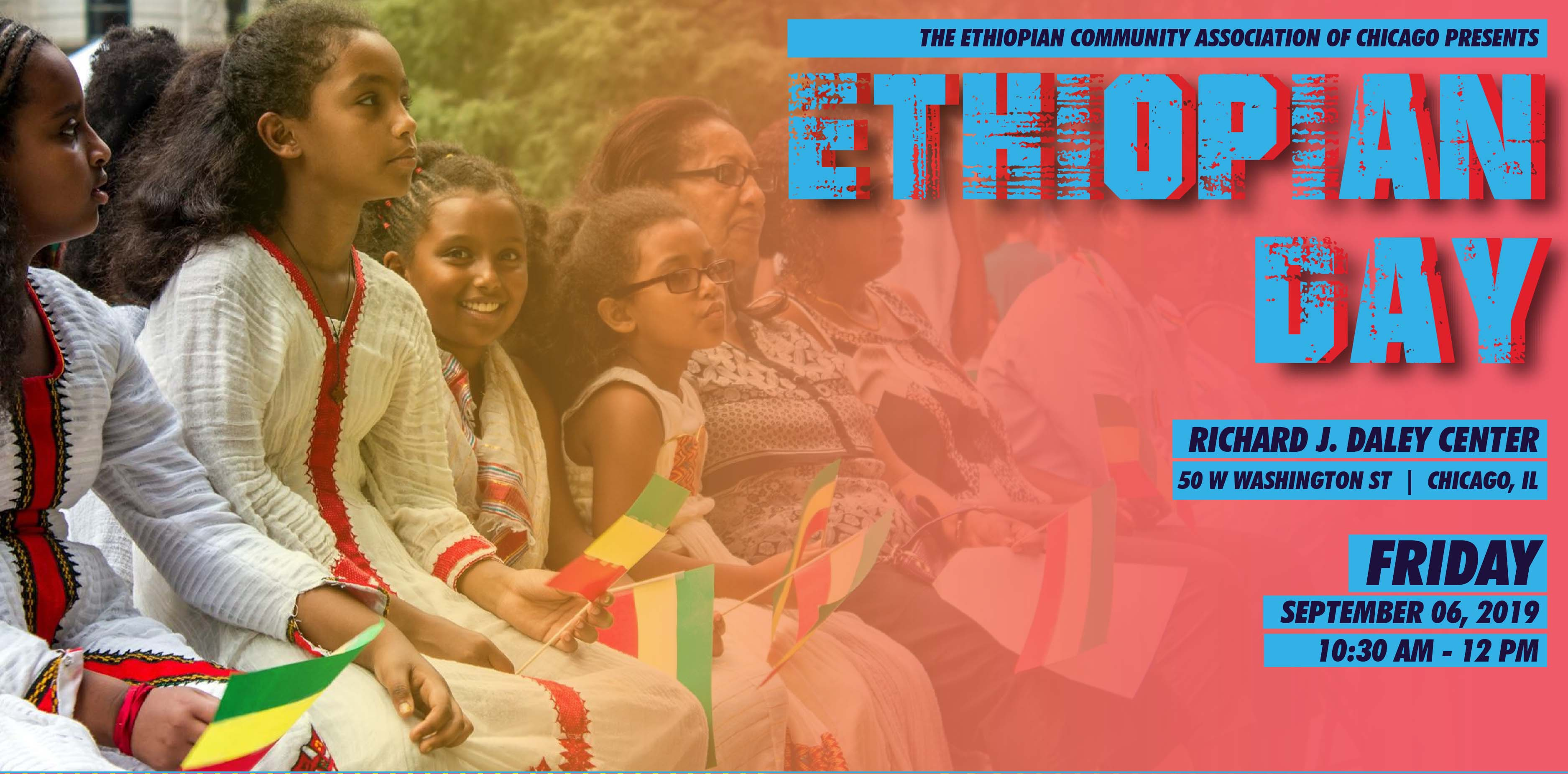 The Ethiopian Community Association of Chicago: Serving
